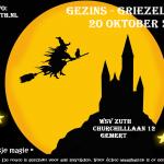 Gezins-Griezeltocht 20 oktober 2018